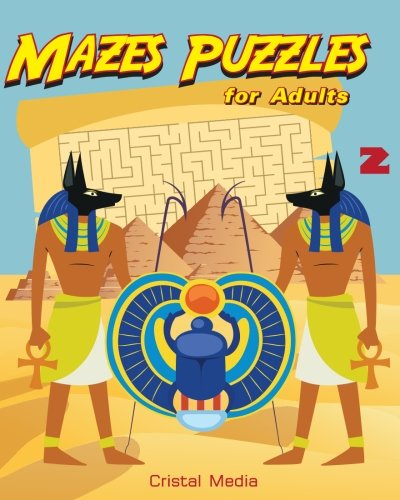Maze Puzzles for Adults PDF Books