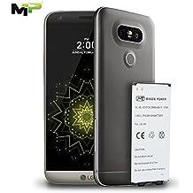 Mugen Power - LG G5 H850/LG G5 Dual h860 N 2900 mAh batería ampliada de Slim