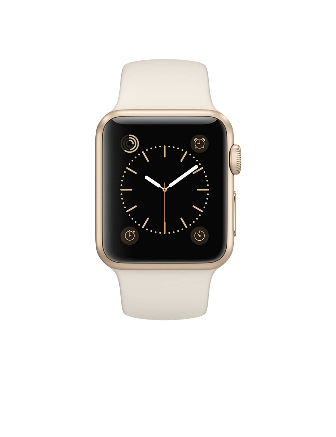 Apple Watch Sport 38mm Gold Aluminum Image