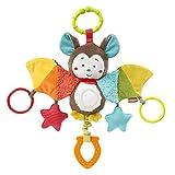 Fehn 067712 Activity-Fledermaus, Jungle Heroes, mehrfarbig von Fehn GmbH & Co. KG