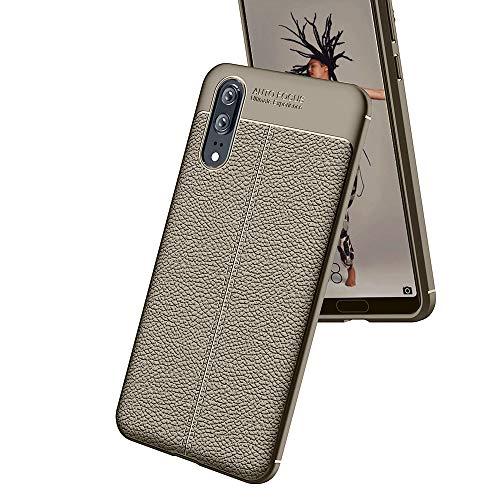 Saingace(TM) Handyhülle für Huawei P20 Pro,Ultra Dünn Schutzhülle Felxible TPU Hülle Kratzfest Stoßfest Back Bumper Case Cover Anti-Rutsch Anti-Scratch Tasche für Huawei P20 Pro
