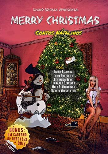 Merry Christmas: Contos Natalinos (Portuguese Edition)