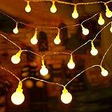 Best bombillas de luz LED - 10M Guirnalda Luces de Navidad 80 Bombillas Luminosas Review