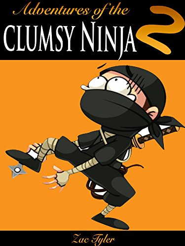 Adventures Of The Clumsy Ninja 2 (English Edition) eBook ...