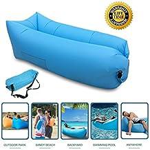 Tumbona hinchable de playa - Amazon piscinas hinchables ...