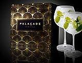 """Gin Tonic Copa / Ballon-Kristallgläser Geschenk-Set – ELEGANTES und VORNEHMES Glas, bei dem ANMUTIGE Linien auf ZEITLOSEN Stil treffen – Durch ballonförmige Wölbungen SPEZIFISCH GEFORMT, um den Genuss des Lieblingsgetränks zu maximieren – EIN KLASSISCHER Spanischer """"Copa de Balon""""-Stil UNTERSTREICHT die AROMEN und erlaubt es den PFLANZEN, wahrhaft durchzuscheinen – SCHALTEN Sie AB und ENTSPANNEN Sie sich mit Ihrem Lieblings-Gin und TAUCHEN SIE in den Moment ein – Ist jetzt Gin-Zeit?"""