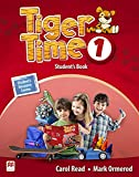 Tiger Time Level 1 Student's Book Pack
