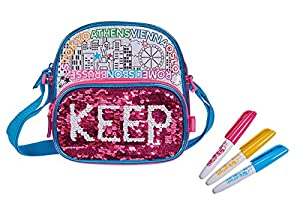 Simba 106374264coloreable Swap Pocket Bag Funda para Pintar