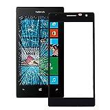 Façade en verre échange Dual Écran en verre de rechange pour Nokia Lumia 730735vitre avant tactile