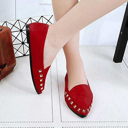 GreatestPAK_Chaussures GreatestPAK_ChaussuresGreatestpak - Ballerine Donna Rosso