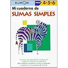 Kumon. Mi Libro De Sumas Simples