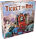 Days Of Wonder - Les Aventuriers du Rail - Asie (Extension du jeu)