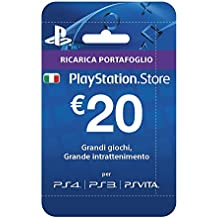 Sony Playstation Live Cards Hang 20 Euro [Importación Italiana]