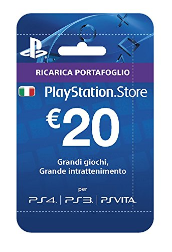 PS4 Gift Card 20€