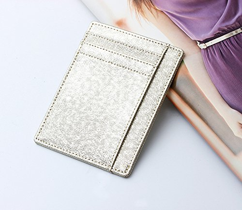Faysting EU vari colori donna borsellino donna portafoglio clamshell fashion stile buon regalo E
