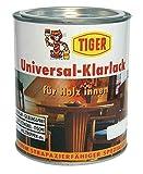 Tiger Universal Klarlack Tuchmatt innen 0,75 ml