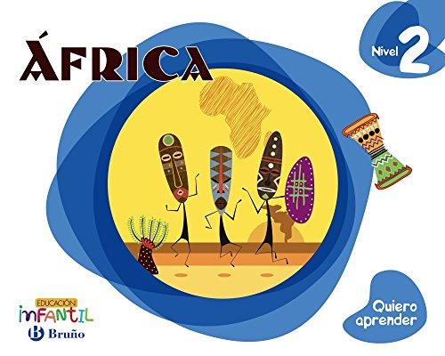 Quiero aprender Nivel 2 África - 9788469613849