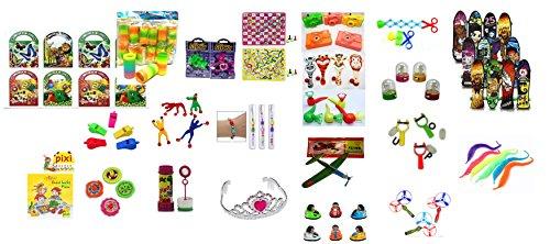 Preisvergleich Produktbild 15 verschiedene Spielzeuge JUNGEN und MÄDCHEN Toys Mitgebsel Mitbringsel gemischt Kindergeburtstag Give Away kleine geschenke Adventskalender Geocaching Tauschgegenstände Spielzeug, Konvolut, mitbringsel, Belohnungen