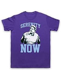 Seinfeld Frank Costanza Serenity Now T-Shirt des Hommes