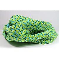 LOOP SCHLAUCHSCHAL SCHALmint hellgrün grün Sommer