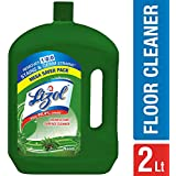Lizol Disinfectant Surface Cleaner, Neem - 2 L