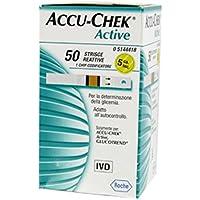 Strisce Reattive Per Misurazione Della Glicemia Per Diabetici Active Plasma 50 Pezzi preisvergleich bei billige-tabletten.eu