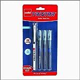#2: Cello Tristar Roller Pen Exam Kit (Blue)