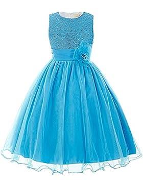 Grace Karin Maedchen Prinzessin Blumenmaedchenkleid Party Kleid