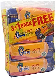 Sanita Gipsy Soft Plus, 100 Wet Wipes