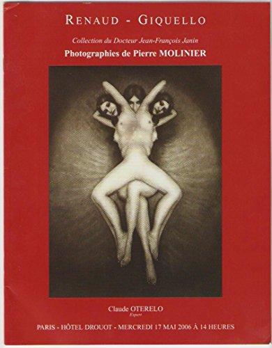 Collection du Docteur Jean-François Janin. Pierre Molinier. Photographies. Portraits, autoportraits et montages.