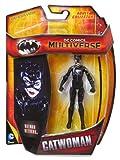 DC Comics Multiverse 4 Basic Figure, Catwoman (Batman Returns) by Mattel