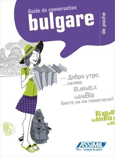 Le bulgare de poche (Assimil evasioni)