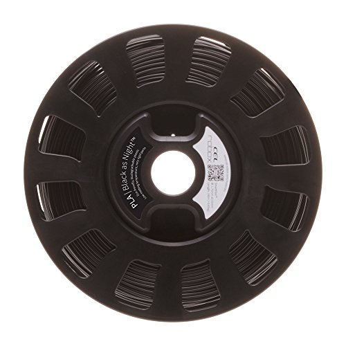 Robox Smartreel Bk092PLA Filament Bobine–Noir
