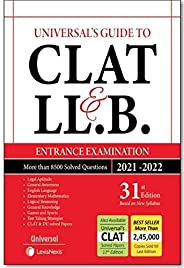 CLAT & LL.B. Entrance Examination - 31/edition, 2021-