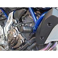 FATExpress Motorrad K/ühler Wasserk/ühler Tankschutzhaube f/ür 2013-2016 Yamaha FZ-07 MT-07 FZ07 MT07 FZ MT 07 2014 2015 13-16 Blau