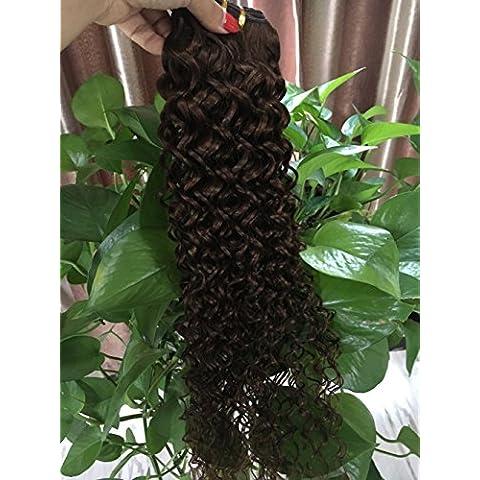 M@YZ 3pcs / Lot 10-30 pollici dei capelli umani originale tessuto signore possono Hot Capelli tinti , 18inch