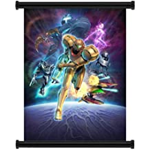Metroid Prime 3 Corruption Game Fabric Wall Scroll Poster (31x44) Inches by Poster