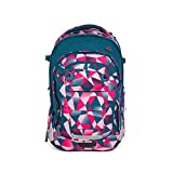 Satch Schulrucksack Match Pink Crush 9F5 pink polygon