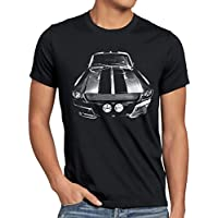 style3 Eleanor T-shirt da uomo muscle car mustang