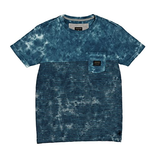 Quiksilver X Bloob - Pocket T-Shirt - Tee-Shirt à poche - Garçon - Bleu