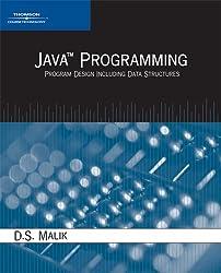 Java Programming: Program Design Including Data Structures