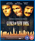 Gangs Of New York [Blu-ray] [Reino Unido]