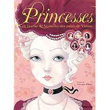 Histoires Pour Rever : Princesses Cour Versailles Palais Vienne / Album Grand Format - Dès 5 ans