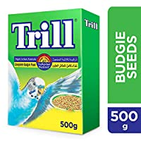 Trill Budgie Seed, 500g