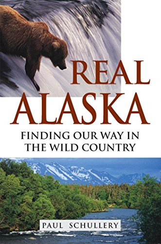 Real Alaska: Finding Our Way in the Wild Country (English Edition) (Zelt Kodiak)