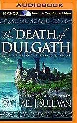 The Death of Dulgath (Riyria Chronicles) by Michael J. Sullivan (2016-02-23)