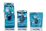 Friction Labs Lo Standard in Gesso per l'arrampicata, Crossfit 10 oz Chunky Texture - Gorilla Grip