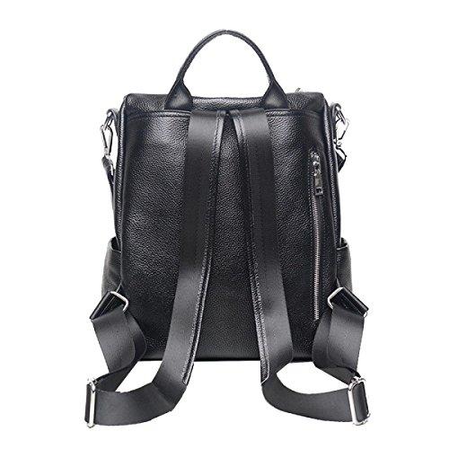 Borse In Pelle Yy.f Borse In Pelle Spalla Moda Esterna Pratica Multi-elezione Multi-colore Pratico Black