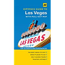 AA Citypack Las Vegas (Travel Guide) (AA CityPack Guides)