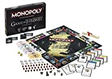 Enlarge toy image: Game of Thrones Monopoly Board Game - school time children learning and fun